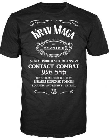Krav Maga Black Label Shirt