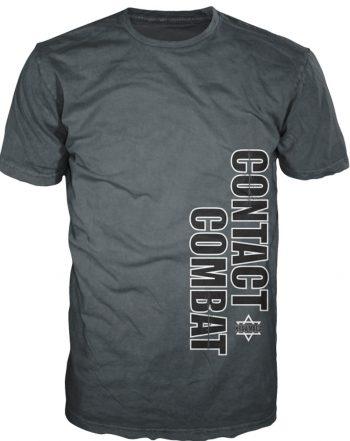 Krav Maga Gray Contact Combat Shirt