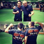 Israeli Combat Training Shirt