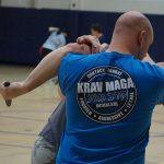 Blue Contact Combat Shirt